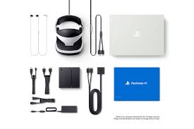 PLAY STATION VR WITH CAMERA