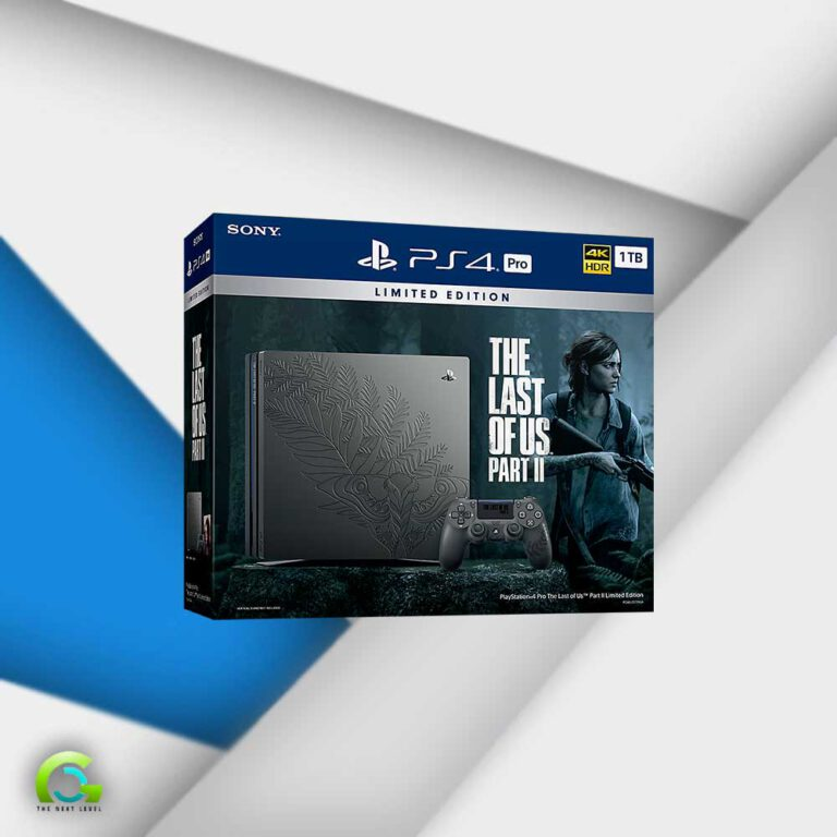 PLAY STATION PRO 'Last Of Us Part 2' Limited Edition 1TB REGION 2