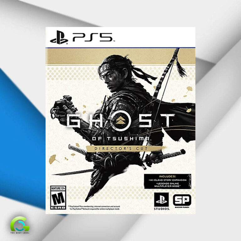 Ps5 Ghost of Tsushima: Director's Cut