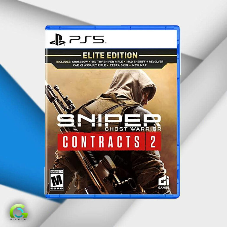 Ps5 Sniper: Ghost Warrior Contracts 2